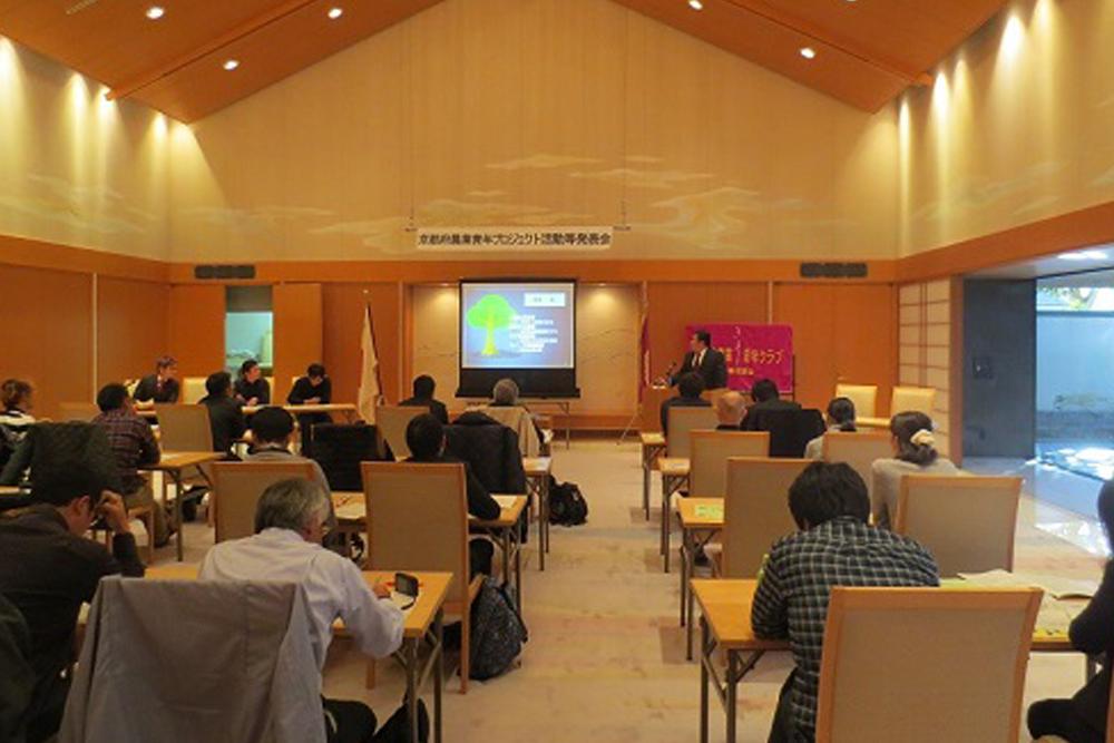 プロジェクト活動発表・意見発表会の開催